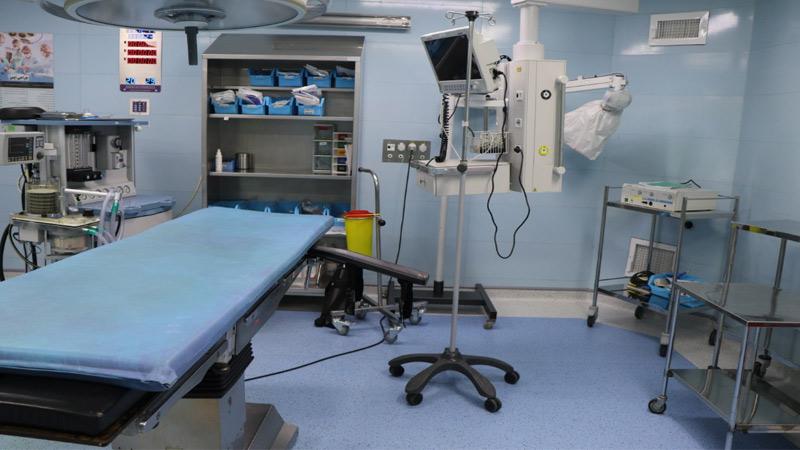 بازسازی بیمارستان
