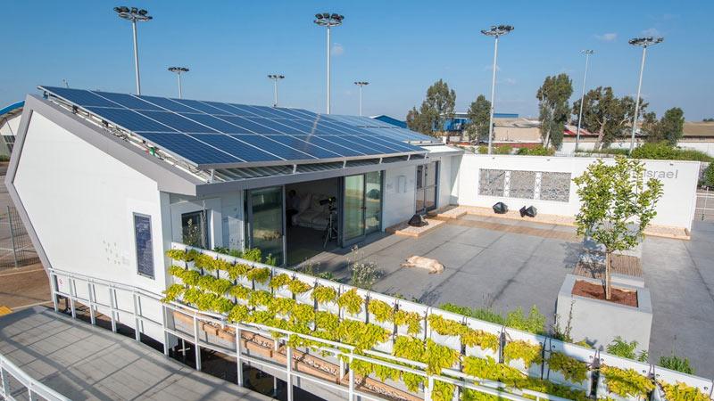 ساختمان های سبز و انرژی صفر