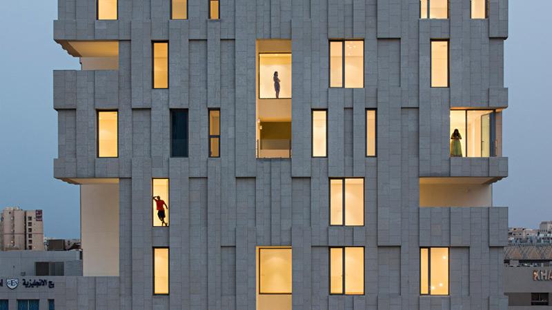 بهترین نمای ساختمان