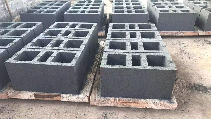 انواع بلوک ساختمان