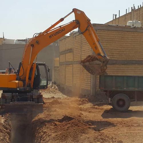 پروژه مسکونی تجاری کوهسار1
